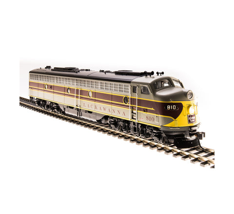 Broadway Limited 5434 HO Delaware, Lackawanna & Western EMD E8 A-unit #811
