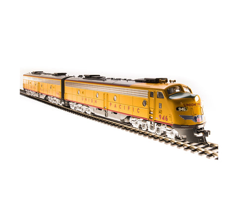 Broadway Limited 5439 HO Union Pacific EMD E9 AB Set A-unit Paragon3 #946A/946B