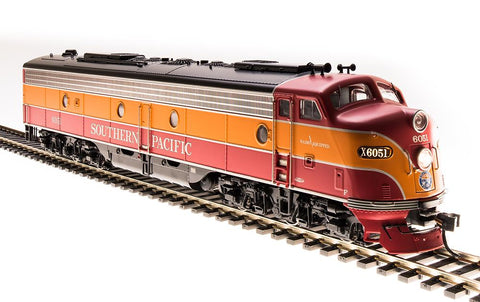 Broadway Limited 5437 HO Southern Pacific EMD E9 A-unit Paragon3 #6051