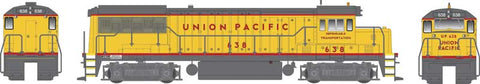 Bowser 24568 HO Union Pacific U-25B Phase II Diesel Loco Sound/DCC #638