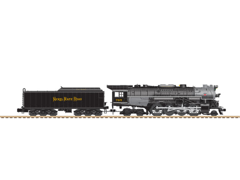American Flyer 44020 S Nickel Plate Road 4-8-4 Berkshire with Bluetooth #765