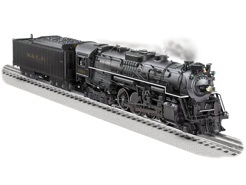 Lionel 6-84690 O Wheeling & Lake Erie 4-8-4 Steam Loco with Bluetooth #6401
