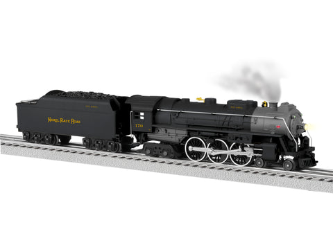 Lionel 6-84936 O Nickel Plate Road LionChief+ Hudson Steam with Bluetooth #170