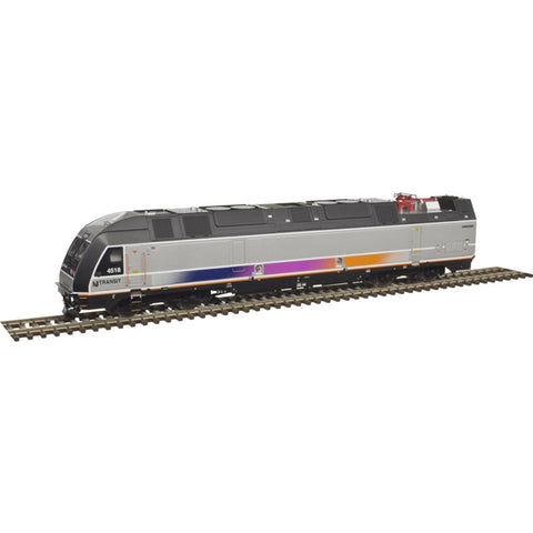 Atlas 10002850 HO New Jersey Transit ALP-45DP Diesel Locomotive #4512