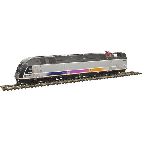 "Atlas 10002852 HO New Jersey Transit ALP-45DP ""100th ALP Edition"" #4534"