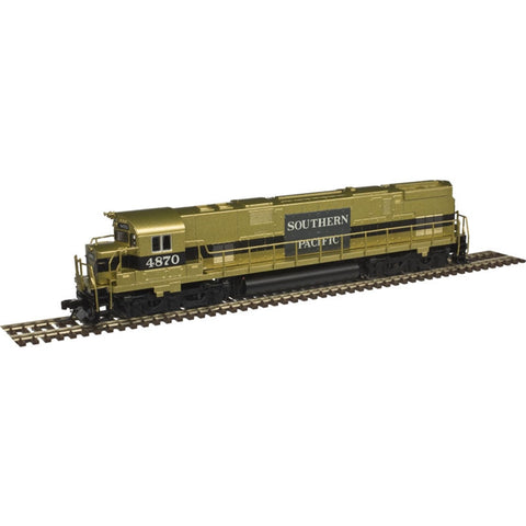 Atlas 40003577 N Southern Pacific C-628 Diesel Locomotive #4870 - LokSound/DCC