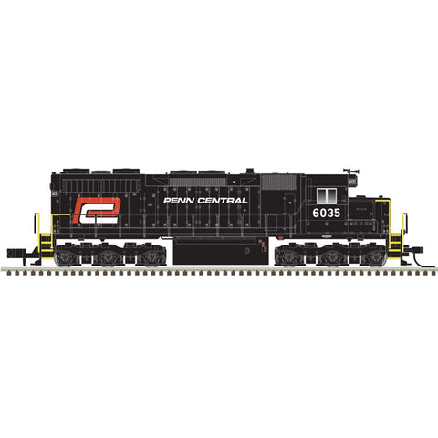 Atlas 40003733 N Penn Central SD35 with Sound, Red P #6031