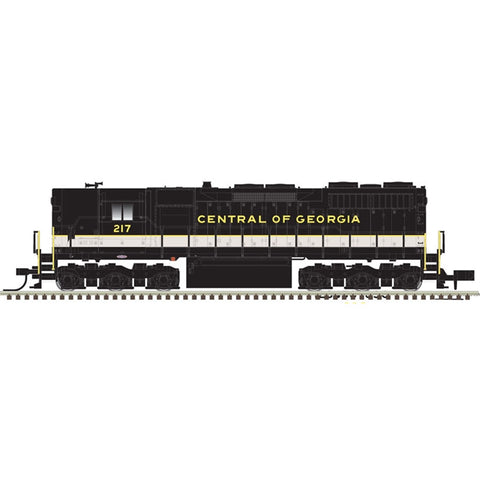 Atlas 40003743 N Central of Georgia EMD SD-35 High Hood Diesel Locomotive #220