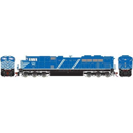Athearn G69366 HO CITX SD70M-2 with DCC & Sound #142