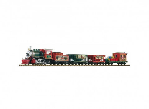 Piko 38122 G Christmas Freight Starter Set with Sound 120V