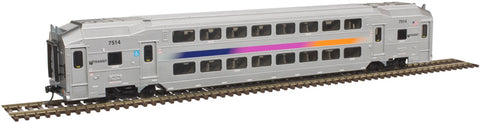 Atlas 20004818 HO NJ Transit Multi-level Trailer #7575