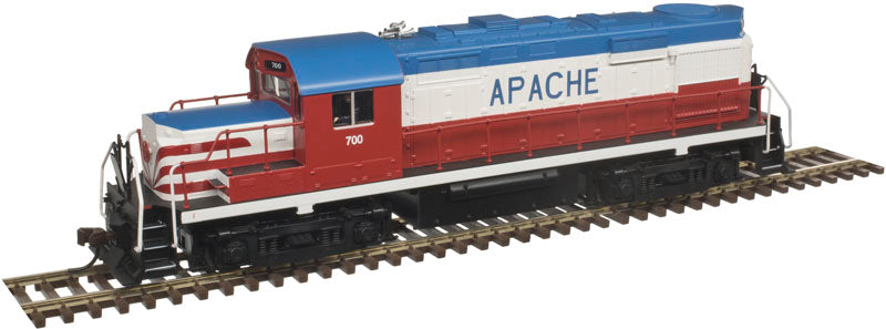 Atlas 10002642 HO Apache Bicentennial RS-32 Locomotive (Red/White/Blue) #800