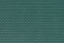 Northeastern Scale Lumber HOSHG15B1 HO RF Shingle/Dark Green - 1/Bag