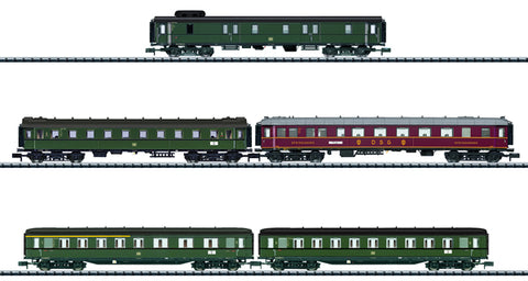 Trix 15680 N Express Train Passenger Set (5)