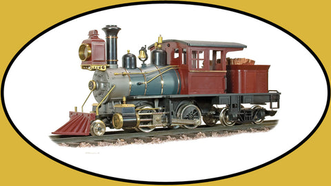 Hartland 09402 G Undecorated 2-4-4 Forney Engine