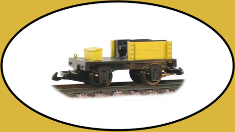 Hartland 15602 G Mining Caboose without Figures