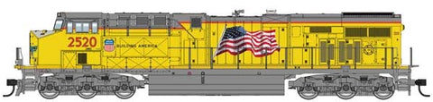 Walthers 910-20174 HO Union Pacific GE ES44AH Diesel Loco Sound/DCC #2569