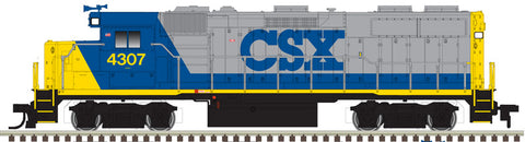 "Atlas 40003852 N CSX ""YN2"" GP39-2 with DCC & Sound #4319"