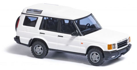 Busch 51902 HO 1998-2004 Land Rover Discovery - White