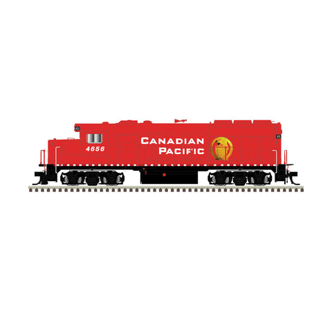 Atlas 10002572 HO Canadian Pacific GP40-2 Diesel Locomotive #4656 - Standard DC
