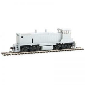 Atlas 10011024 HO Undecorated MP15DC Locomotive Square Air Filter Box