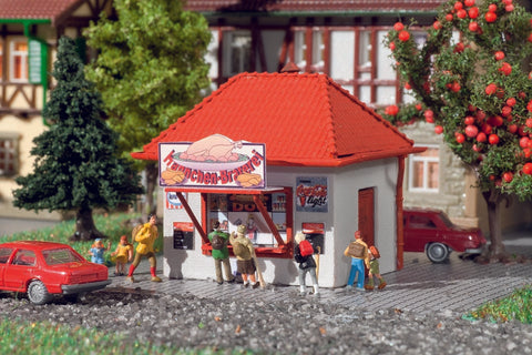Vollmer 47626 N Chicken Charly Kiosk Kit