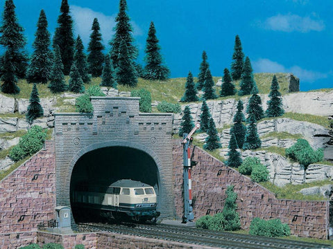 Vollmer 47813 N Double Track Tunnel Portal