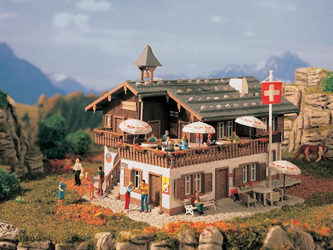 Vollmer 47742 N Alpine Restaurant Building Kit