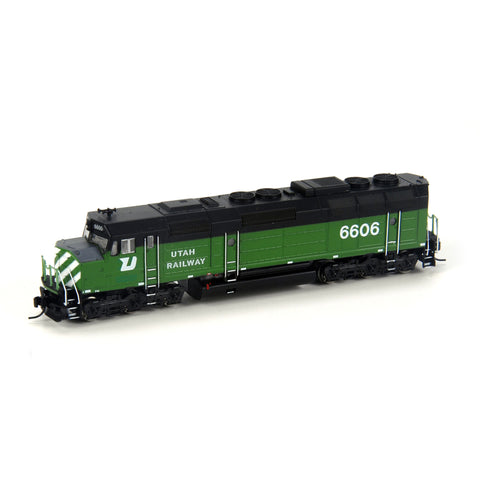 Athearn 15188 N Utah Railway F45 with DCC & Sound #6608