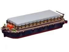 TomyTec 260639 N Barge with Tarp Cover Kit