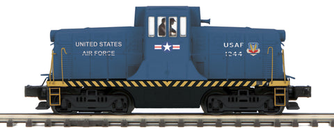 MTH 20-20878-1 O U.S. Air Force G.E. 44 Ton Phase 3 Diesel Engine with Proto-Sound 3.0 #1244