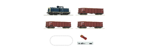 Roco 51299 HO DB Digital Z21® Start Set: Diesel Locomotive Class 211