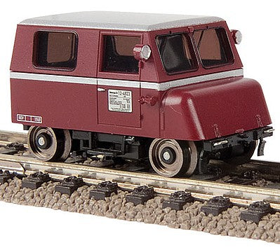 Brekina Automodelle 63050 HO German Federal Railroad DB KLV 12 Speeder #12-4823