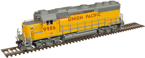 Atlas 10002598 HO Union Pacific GP40-2 Locomotive with DCC & Sound #1461