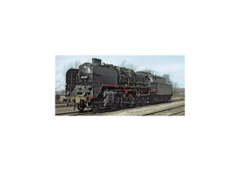 Trix 12350 N German Federal Railroad (DB) Class 50 Freight Train Locomotive
