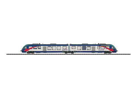 Trix 12588 N Class LINT 41/H Powered Commuter Rail Car w/ High Platform Entries