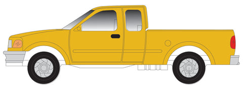 Atlas 60000110 N MOW Yellow Ford® 1997 F-150 Pickup Truck