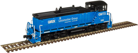 Atlas 40003790 N GMTX MP15DC Diesel Locomotive #211
