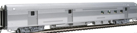 Walthers 910-30300 HO Painted, Unlettered 85' Budd Baggage-Railway Post Office