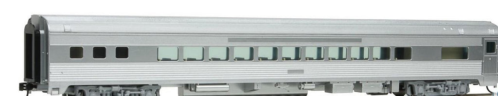 Walthers 910-30200 HO Painted, Unlettered 85' Budd Small-Window Coach