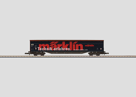 Marklin 82416 Z Marklin High-Capacity Sliding Wall Boxcar