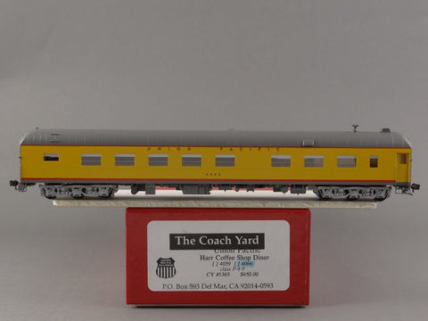 The Coach Yard 1365 HO Union Pacific HW Sandwich Car LCD
