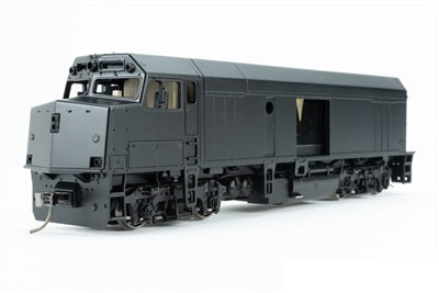 Rapido Trains 81014 HO Undecorated Modernized F40PH Diesel Locomotive DC