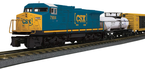 MTH 30-4248-1 O CSX Dash-8 Ready to Run Set with Sound