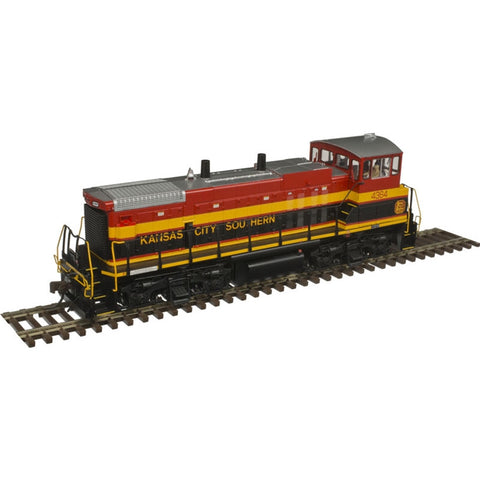 Atlas 10002816 HO Kansas City Southern MP15DC with Sound #4364