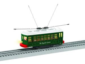 Lionel 6-83694 O Toymaker Limited Trolley Set