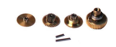 Savox SGSC0253MG Servo Gear Set with Bearings, for SC0253MG