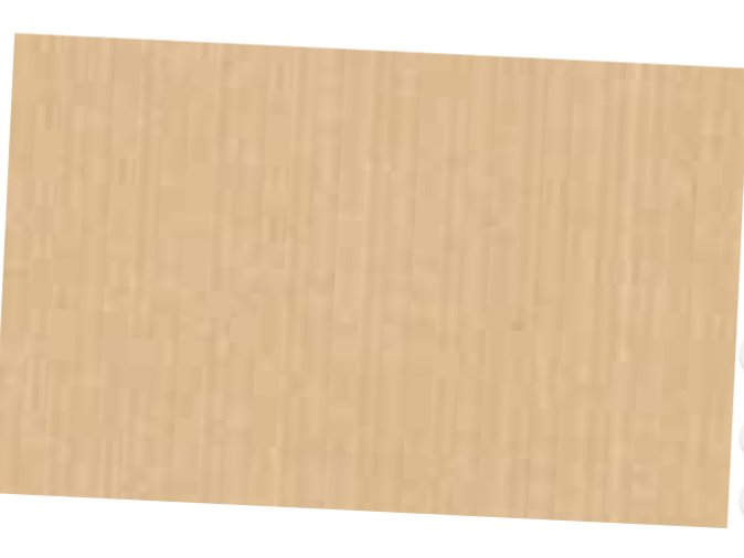 "Northeastern Scale Lumber 40101 HO Corrugated Roof Paper 8"" x 1"" (5)"