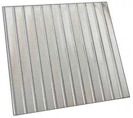 Northeastern Scale Lumber 55061 HO Standing Seam Metal Roofing Or Siding
