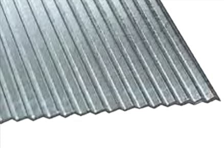 "Northeastern Scale Lumber 55053 O 3"" x 8"" Corrugated Roofing/Siding (Pack of 5)"